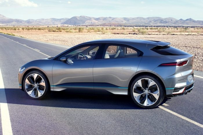 Jaguar to go all-electric by 2025 and full range of e-models by 2030