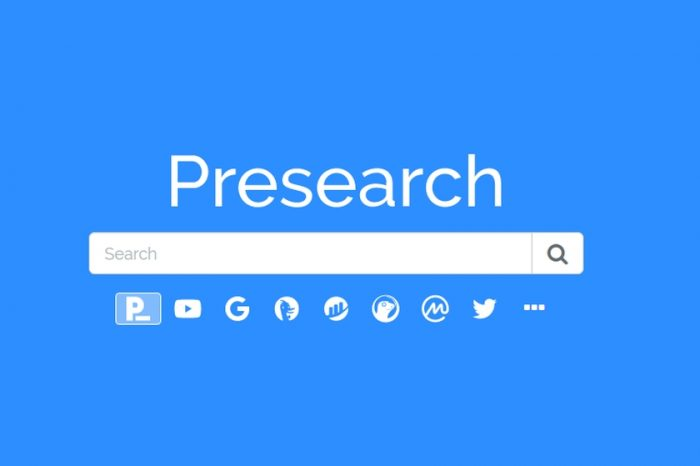 Presearch.org is the new competitor to Google search engine