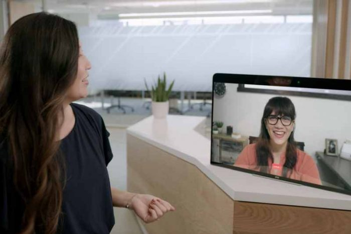 Zoom unveils virtual receptionists for when people start going back to the office