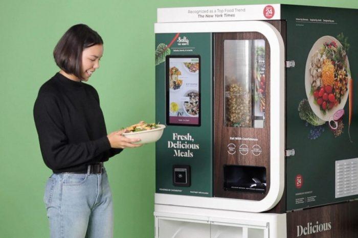 DoorDash acquires salad-making robot startup Chowbotics
