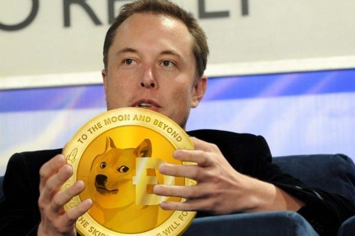 Elon Musk's tweet sends Dogecoin soaring another 53% to over $10 billion market cap; now the 8th-most valuable crypto on the planet