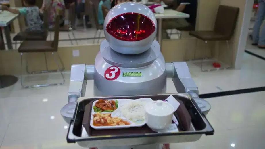 Robotic Restaurant Technology