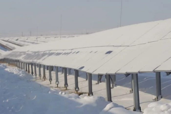 Germany's 'Green' Energy Failure:Germany turns back to 'dirty' coal and natural gas asmillions of its solar panels are blanketed in snow and ice