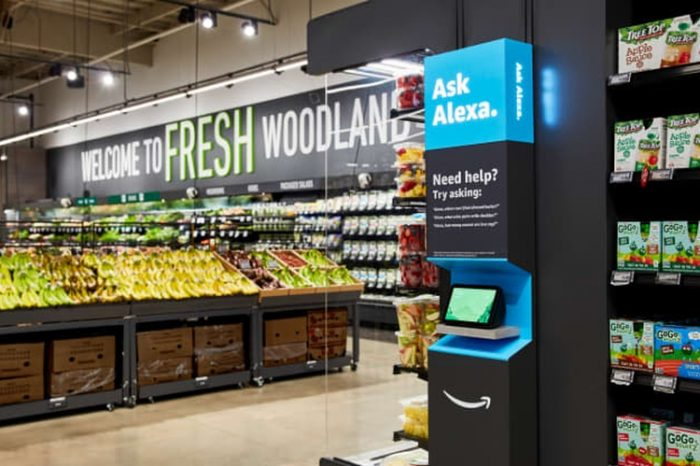 Amazon launches its first cashier-less store in London, England
