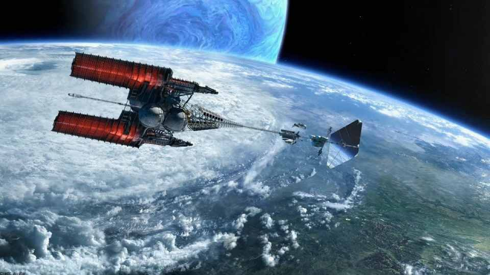 Antimatter rocket is a future spacecraft that could reach the speed of 72 million miles per hour