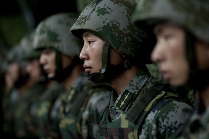 Previously classified war game conducted by the Air Force shows the U.S. losingin biological warfare with China: 'We're going to lose fast,' Air Force General says