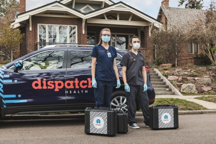DispatchHealth pulls in $200 million in new funding for in-home medical care