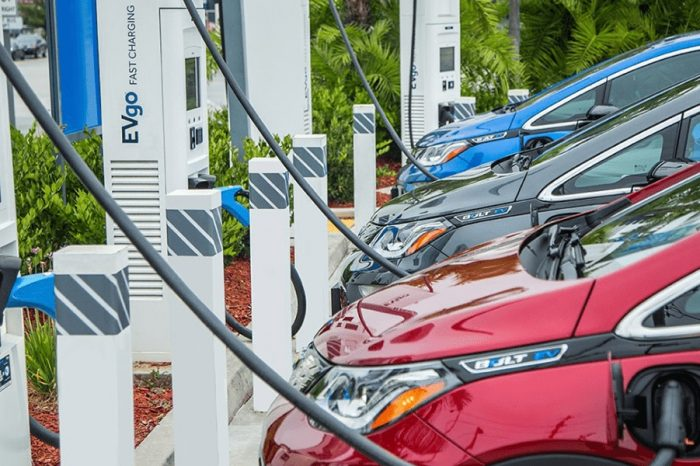 Here's why Biden's climate executive order to replace government fleet with electric vehicles made only by unionized automakers may be bad for the EV industry
