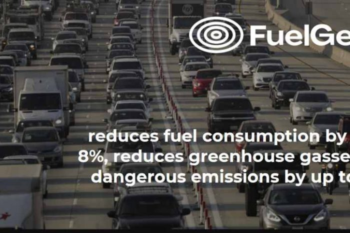 Green fuel additive startup FuelGems helps reduce dangerous fuel emissions