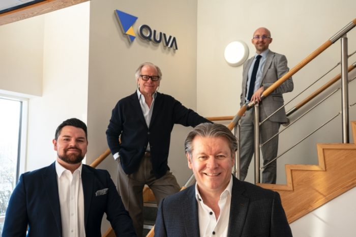 U.K.-based FinTech startup Quva launches out of stealth totransform how private equity firms and venture capital funds manage investment process