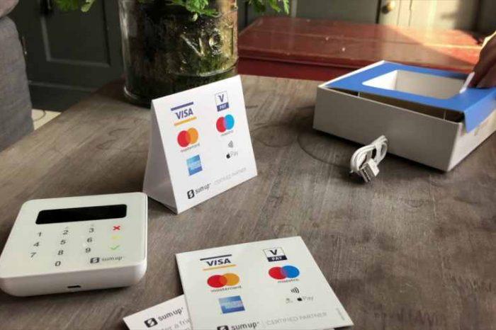 London-based fintech startup SumUp raises $895M in funding from Goldman Sachs, Temasek, Bain Capital Credit, others