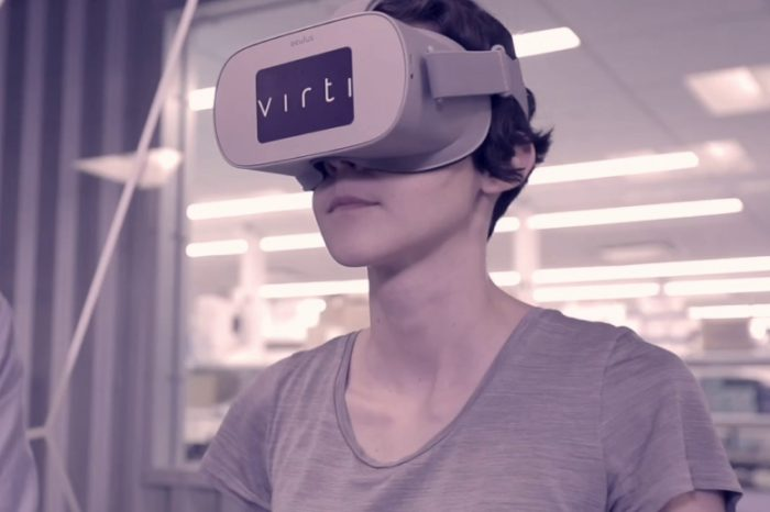 London-based immersive reality training startup Virti launched VR mindfulness training to support employee mental health