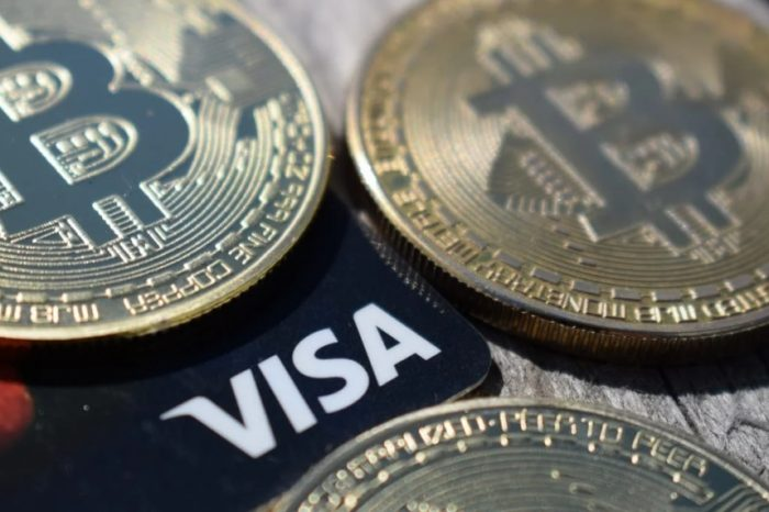 Visa becomes first major payments network to settle transactions in USD Coin, a stable cryptocurrency
