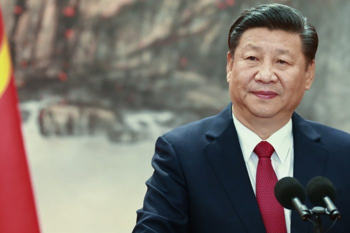 "Chinese President Xi Jinping: ""The United States is the biggest threat to our country's development and security"""