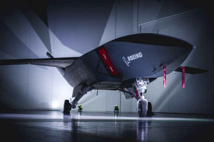 """Boeing tests new """"Loyal Wingman"""" pilotless fighter jet in first flight"""