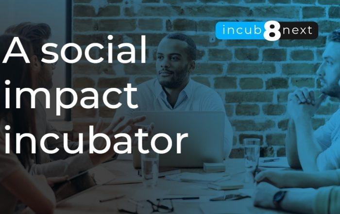 Incub8next, a social impact incubator, launches to help underserved communities