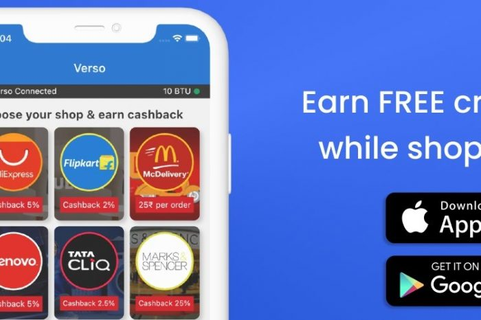 This cashback app rewards you with free crypto for all your online purchases