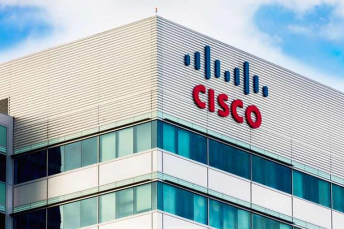 Cisco is One of the More Popular Stocks to Watch in April, Here's Why