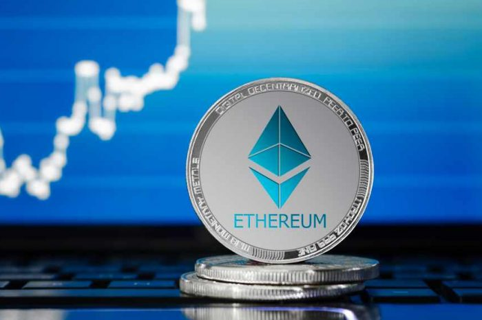 Ethereum is on a tear as Ether explodes to a new record high of near $2,800