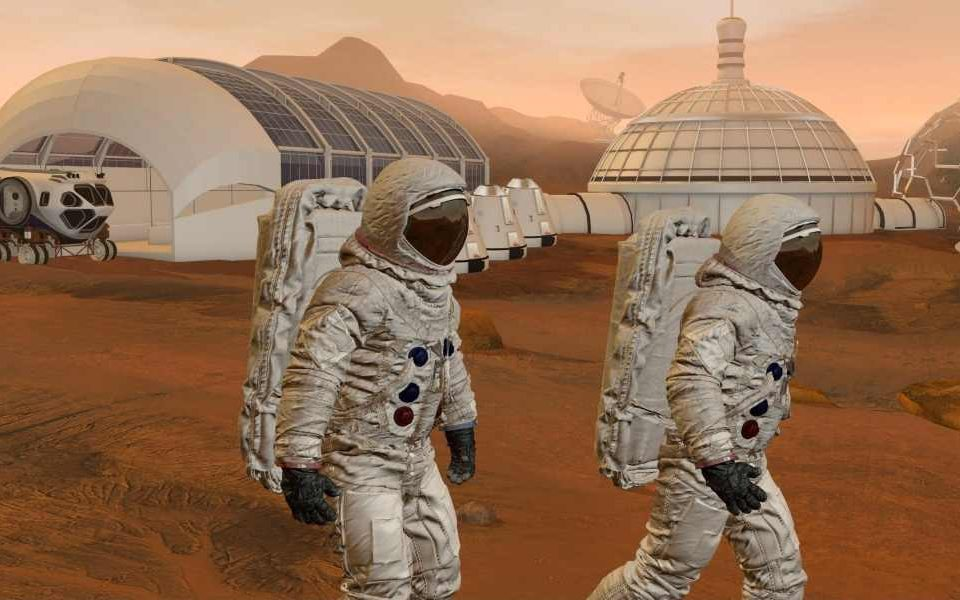"""Elon Musk oncolonizing Mars: """"A bunch of people will probably die,"""" but it's going to be """"a glorious adventure"""""""