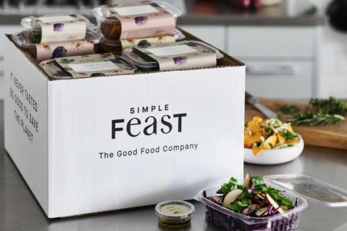 Denmark-based sustainable food delivery startup Simple Feast raises nearly €2M from a crowdfunding campaign with a week remaining on raise