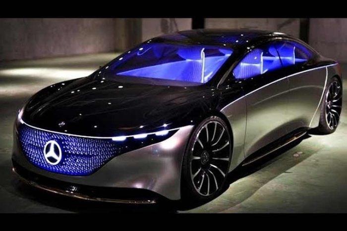 Mercedes unveils EQS all-electric luxury sedan with 478 miles range to take on Tesla