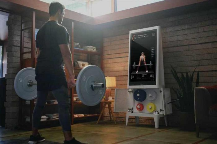 Softbank-backed Tempo raises $220 million to redefine personal fitness training experience with the first home gym that uses advanced 3D sensors and AI
