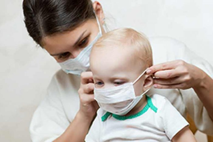 Unvaccinated children 2 yrs old and up should be masked, American Academy of Pediatrics says