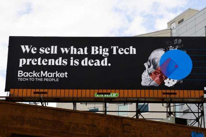 Back Market, a Paris-based online marketplace for refurbished electronics, raises $335 million at $3.2 billion valuation