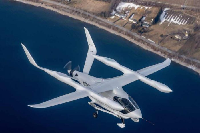 Vermont-based eVTOL developer startup BETA Technologiesraises $368M funding led by Fidelity and backed by Amazon's Climate Pledge Fund