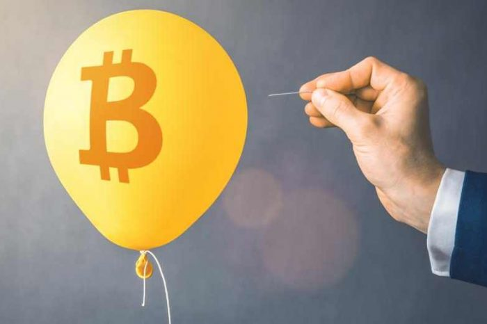 Bitcoin crash: Bitcoin down about 40% from its peak of $64,829.14 in mid-April as $300 billion wiped off crypto market