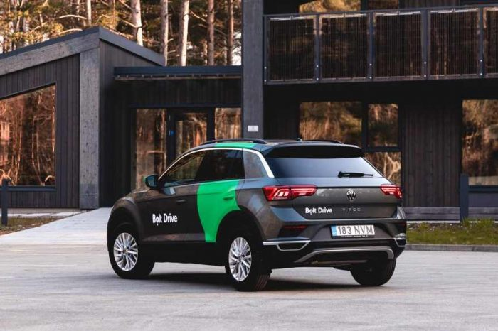 Uber rival Bolt launches car-sharing service in Europe— Bolt Drive
