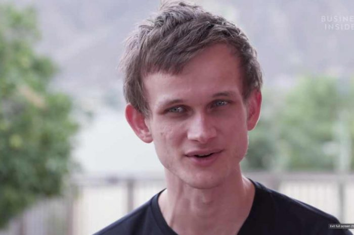 Vitalik Buterin, the Russian programmer who created Ethereum at the age of 19, is officially a billionaire