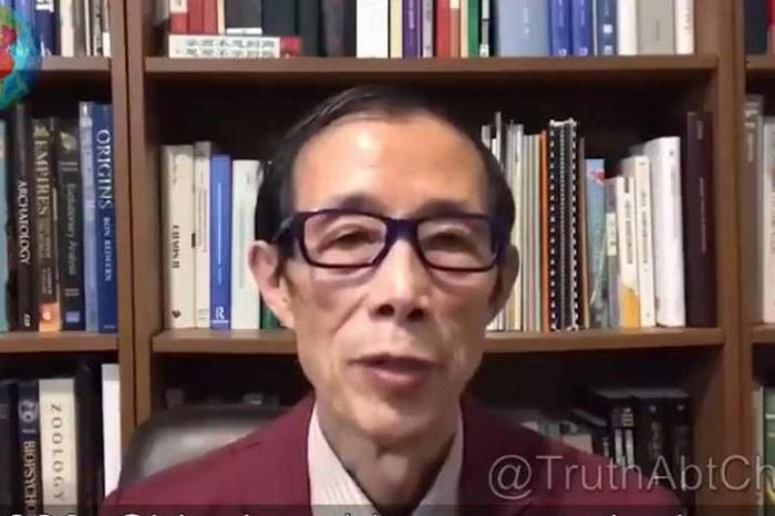 """Watch:Chinese Researcher Chen Ping declares that Chinadefeated the U.S. in the 2020 """"Biological War"""" and put America 'back in its place'"""