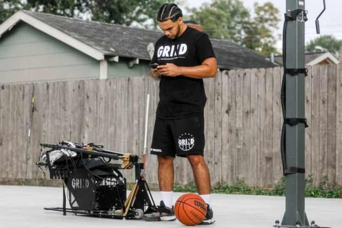 Mark Cuban, others, invest $250,000 in GRIND, a sports equipment startup that makes basketball shooting machines