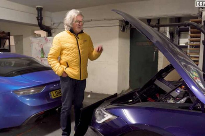 """""""Tesla Model S Has Failed,"""" Former Top Gear Host James May Says in a New Damning Video"""