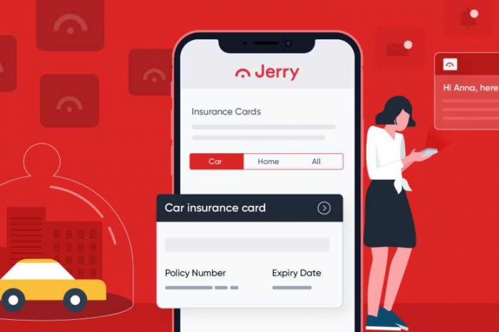 Personal insurance shopper app Jerry emerges from stealthwith $57M in funding to save customers money with its AI-powered insurance comparison engine