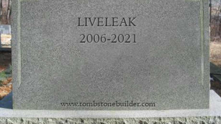 LiveLeak shuts down after 15 years online | Tech News | Startups News
