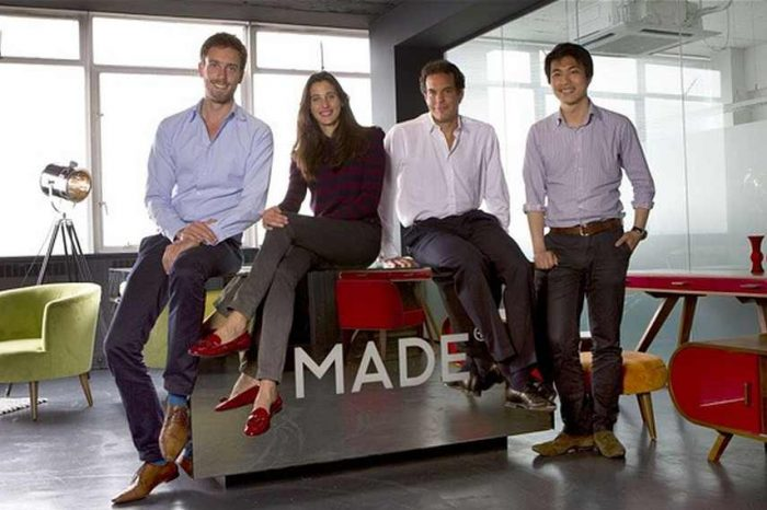 London-based furniture startup Made.com to raise $141 million in an IPO