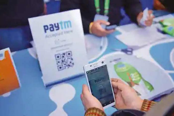 Indian fintech startup Paytmto raise $3 billion in an IPO