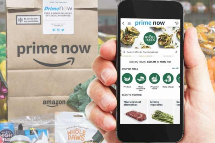Amazon is shutting down its Prime Now fast delivery app after 7 years
