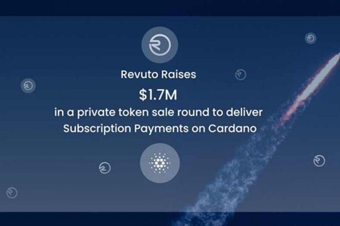 Revuto Raises $1.7M From Blockchain VCs Ahead of Public Sale