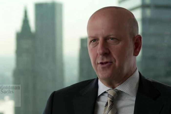 """Goldman Sachs CEO warns: """"I'm extremely cautious on bitcoin, buyer beware"""""""