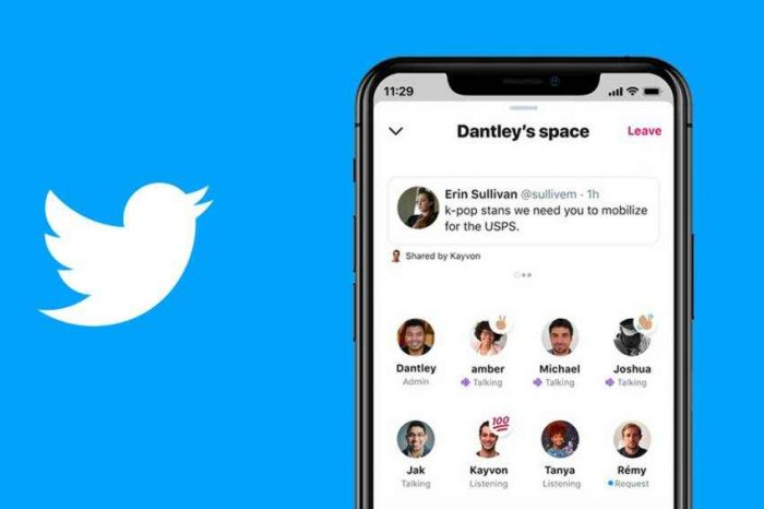 Twitter launches Spaces live-audio rooms to ride on coattails of Clubhouse's popularity
