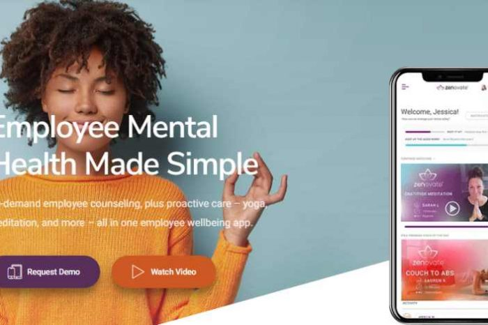 HealthTech startup Zenovate raises $1 million seed funding for its employee mental health and wellbeing platform