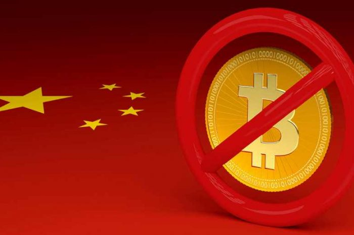 China bans financial institutions and payment companies from providing services through cryptocurrency transactions