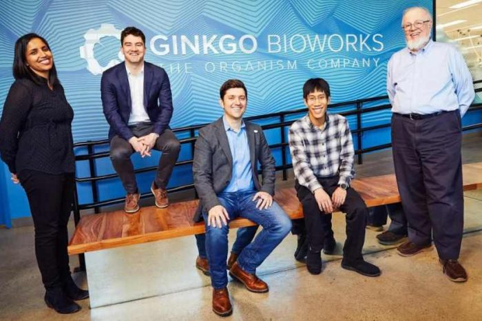 Bill Gates-backed cell programming startup Ginkgo Bioworks is going public via a $15 billion SPAC deal