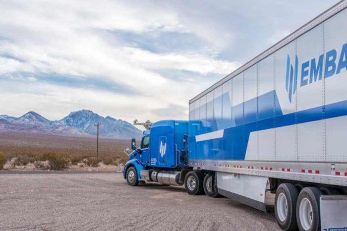 Self-driving truck tech startup Embark is going public via a $5.2 billion SPAC deal