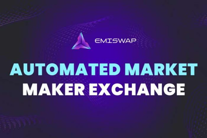 Dubai-based EmiSwap secures $1.38M for the world's first community-governed decentralized exchange (DEX) with gamified NFT mechanics