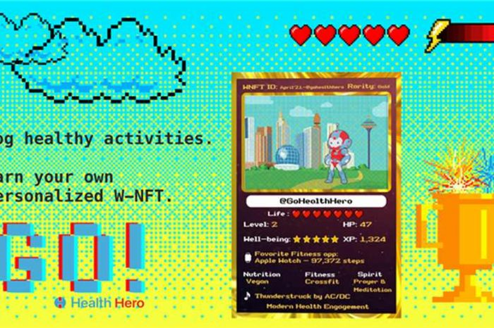 Enjin Teams Up with Health Hero to Launch NFT-powered Wellness App